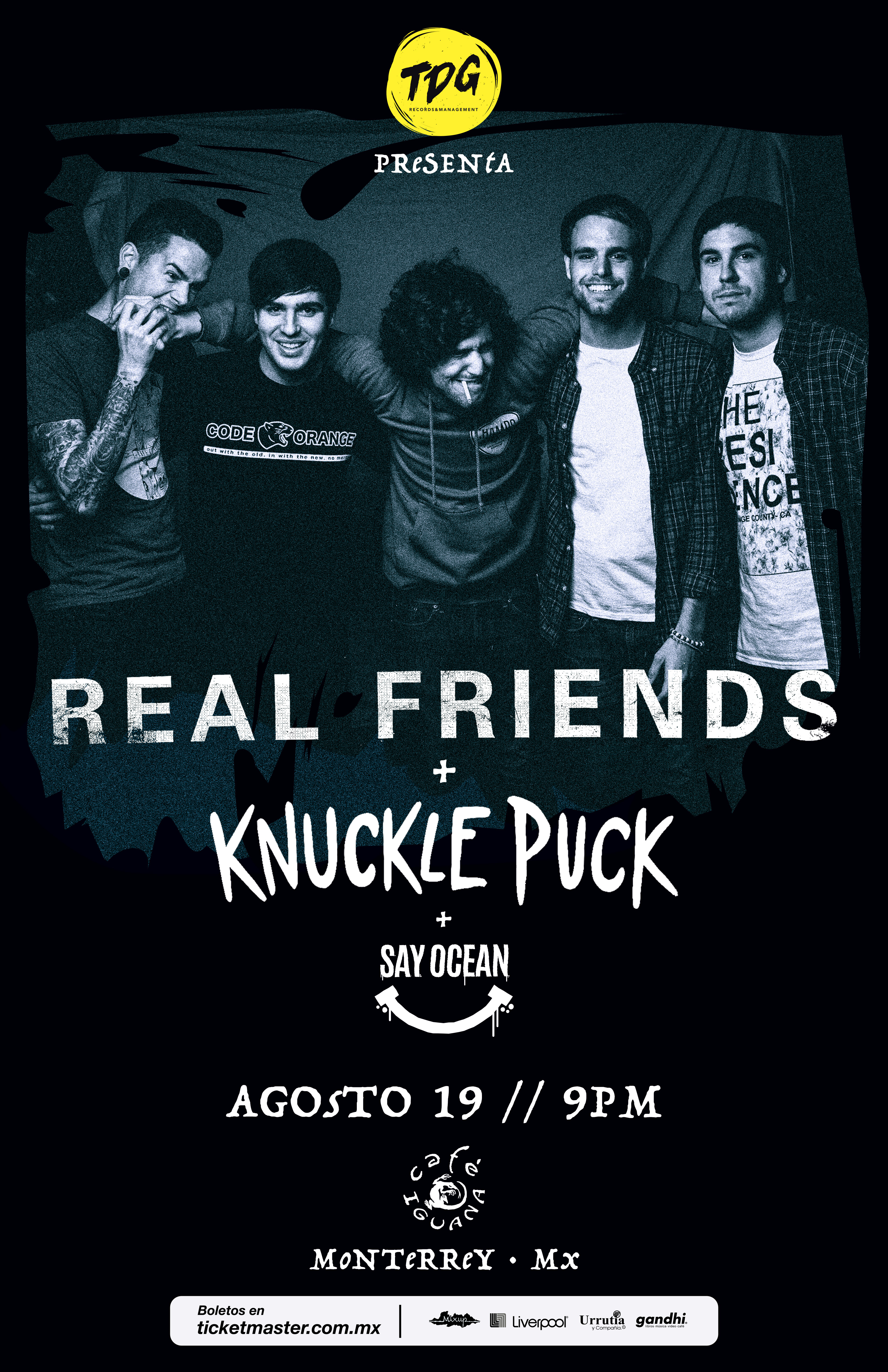 Real Friends + Knuckle Puck
