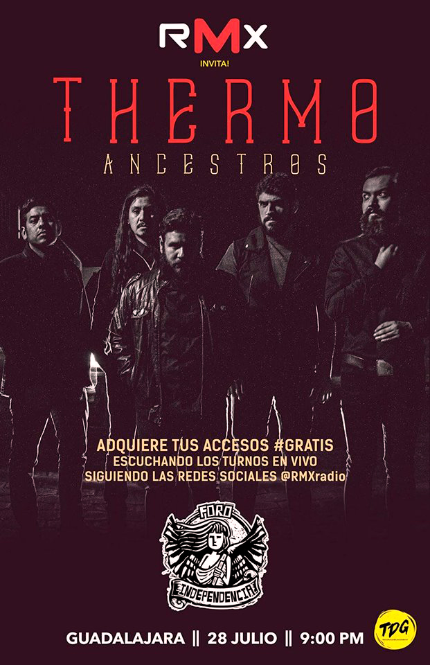 Thermo @ Foro Independencia